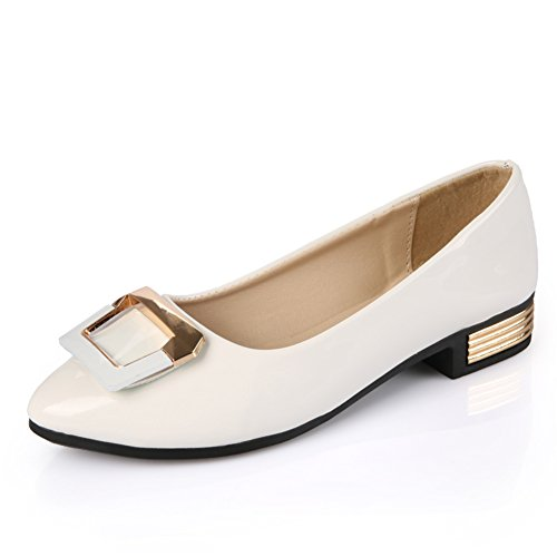 fashion Lady chaussures plates/TOU Shui forage peu profonds chaussures à semelle souple/Chaussures à talon plat B