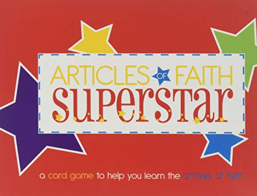 Articles of Faith Superstar Game (Lane Pioneer)