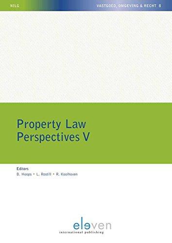 Property Law Perspective V: 5 (NILG - Vastgoed, Omgeving en Recht)