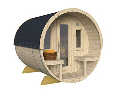 Barrel Sauna...