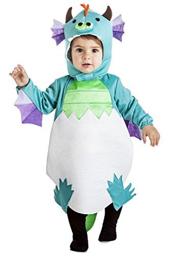Disfraz de Bebe Dragon Infantil (1-2 años)