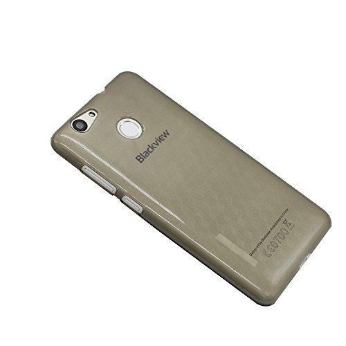 Easbuy Handy Hülle Hard Case Etui Tasche für Blackview E7 E7S Cover Handytasche Handyhülle Schutzhülle