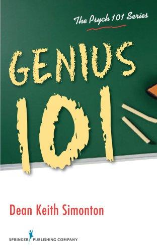 Genius 101 (The Psych 101 Series)