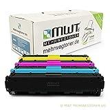 4X Kraft Office Supplies Toner für Canon I-Sensys MF 623 624 628 8230 8280 Cw cw CN CN ersetzt 731