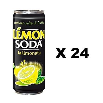 Lemonsoda Dose 24 x 330 ml. - Campari Group Lemon Soda