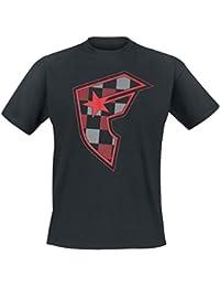 Famous Stars and Straps Buffalo T-Shirt Black