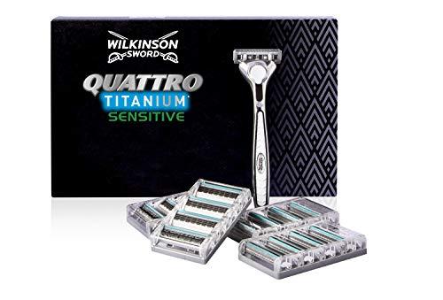 Wilkinson Sword Pack Ffp ECO box Quattro Titanium