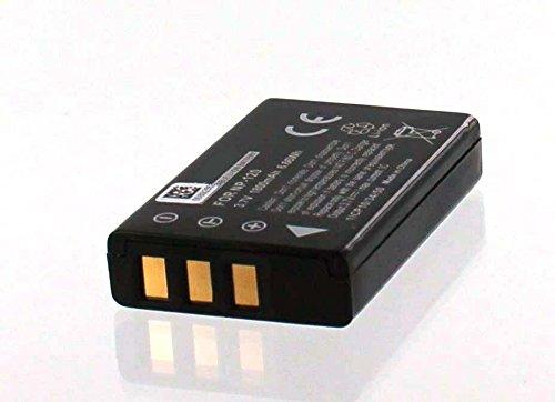 Mobilotec Akku kompatibel mit CONTAX TVS DIGITAL 5MP Digicam Kamera Ersatzakku - Contax Digital-tv