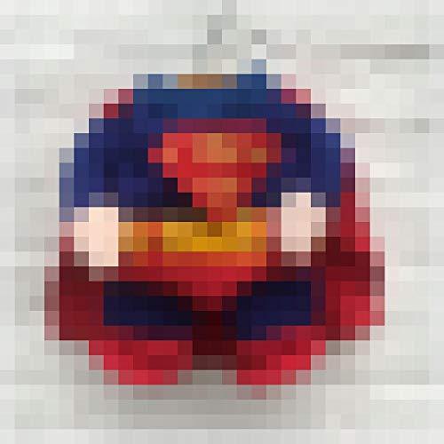 L Pet supplies Superman_M Kapuzenpullover für Haustiere, Captain America, Superman, stehend, Katze, Hund, Kleidung (Captain America Kostüm Hunde)