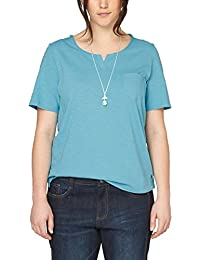 Triangle by S.Oliver 19.899.32.1888 - T-shirt - Femme