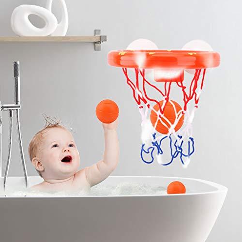 Angelof - Jouet - éDucatifs Objectif De Basket-Ball pour GarçOns Filles - Playmate De Baignade - IdéE Cadeau Unique - Personnalis