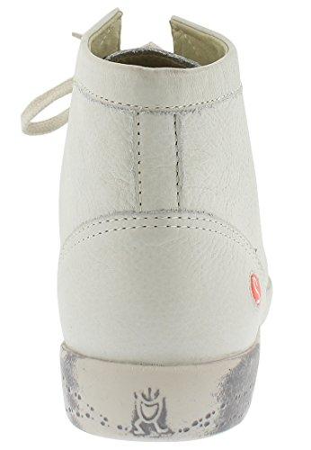 Softinos Damen Isleen Sneaker Weiß