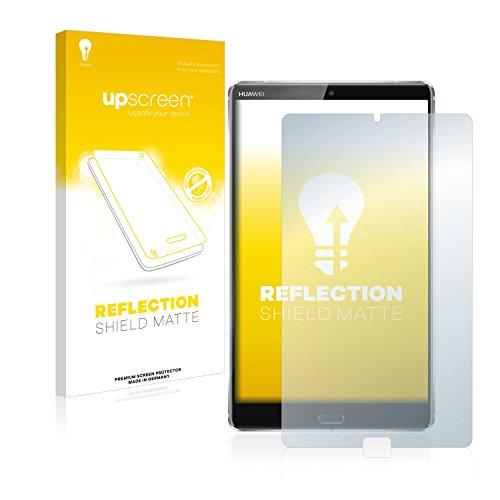 upscreen Entspiegelungs-Schutzfolie kompatibel mit Huawei MediaPad M5 8.4 - Anti-Reflex Bildschirmschutz-Folie Matt