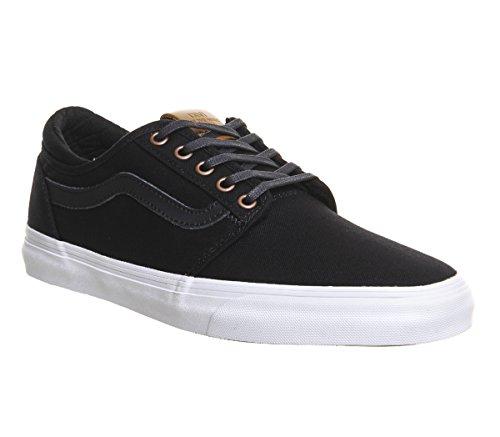 Vans  M Trig, Herren Sneaker, schwarz - schwarz - Größe: Schwarz