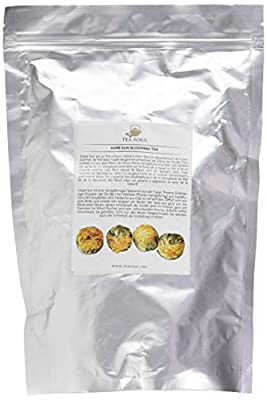 TEA SOUL Hope Sun Thé à Fleur en Feuilles avec Thé Blanc/Fleurs de Souci 500 g