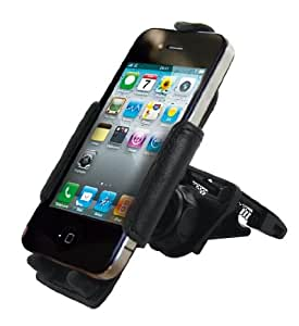 G-Mobility GRGMCMRIP Support voiture Deluxe Air pour iPhone© 4/4S