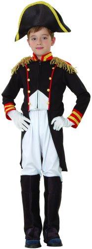 Generique - Napoleon Kostüm für Kinder 134/140 (10-12 Jahre)