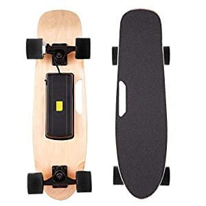 "Dr. Ferrari GmbH E-Skateboard ""Action"", Elektro-Board, Skateboard elektrisch mit Motor, E- Longboard, Elektroantrieb…"
