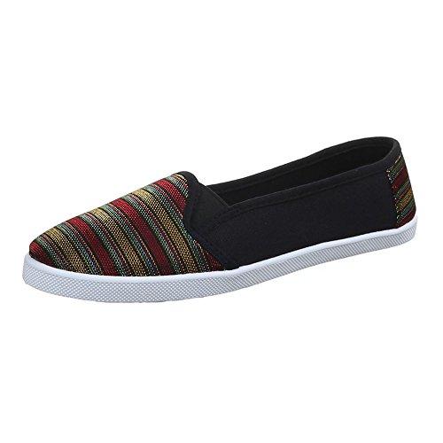 Donna Dintérieur Colore Ital Pantofole Di design yfaOacAFB