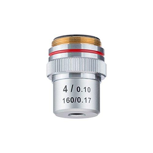 AmScope-A4x -v3004x acromático Microscopio