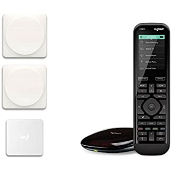 e9f974952c0 Logitech Smart Home Bundle (Harmony Elite Smart Remote + Hub + POP Switch) -