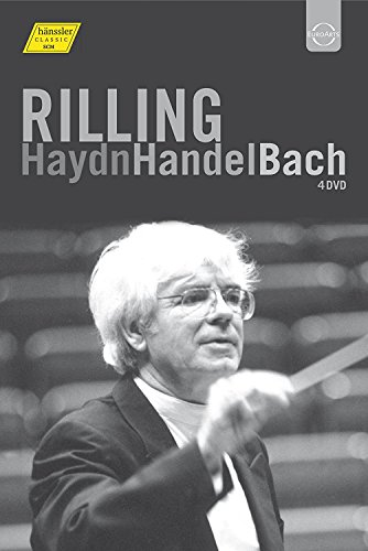 Rilling - Haydn/Handel/Bach [4 DVDs] Preisvergleich