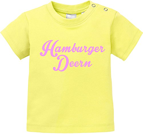 EZYshirt® Hamburger Deern Baby T-Shirt