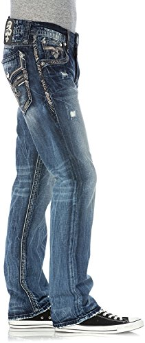 Rock And Revival - Jeans - Homme Denim