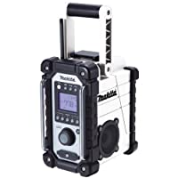 Makita DMR102W Jobsite Radio - White