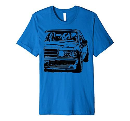 W201 190e Dirty Tshirt