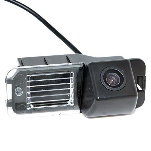 Auto Wayfeng WF® CCD Auto-Rückseiten-Rückseitenunterstützung Kamera-Parken rearview Parken-System für VW Volkswagen-Polo V (6R) / Golf 6 VI / Passat CC