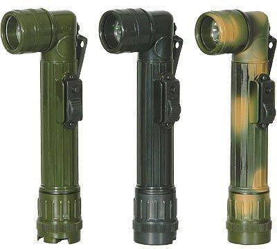 US Winkeltaschenlampe