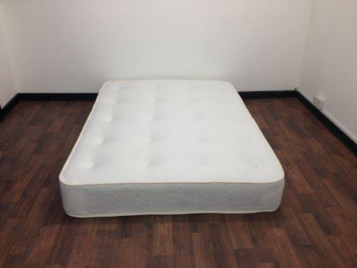 3ft single mattress 90cm x 190cm Galaxy 10″ memory foam sprung mattress