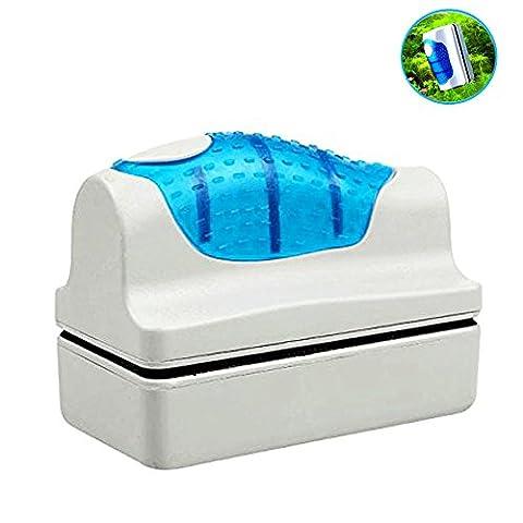 Lave Vitre Magnetique - Yakamoz Brosse Magnétique de Nettoyage de Glass
