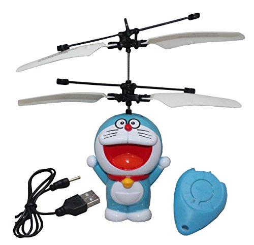 neha Tipi Tipi Tap Doraemonn Helicopter With Infrared Sensor