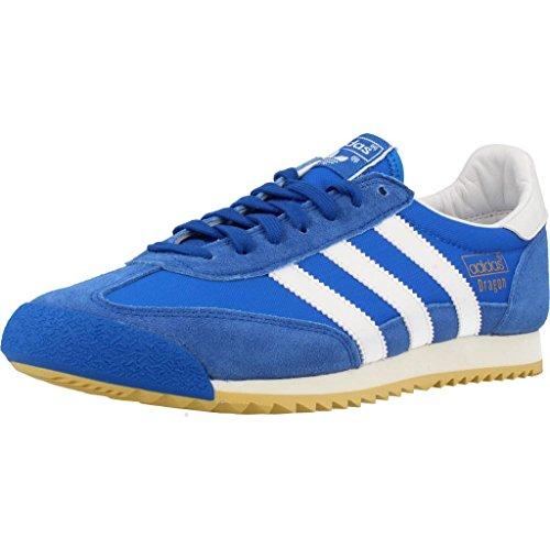 Herren Sportschuhe, farbe Blau , marke ADIDAS ORIGINALS, modell Herren Sportschuhe ADIDAS ORIGINALS DRAGON VINTAGE Blau blue/ftwr white/collegiate royal