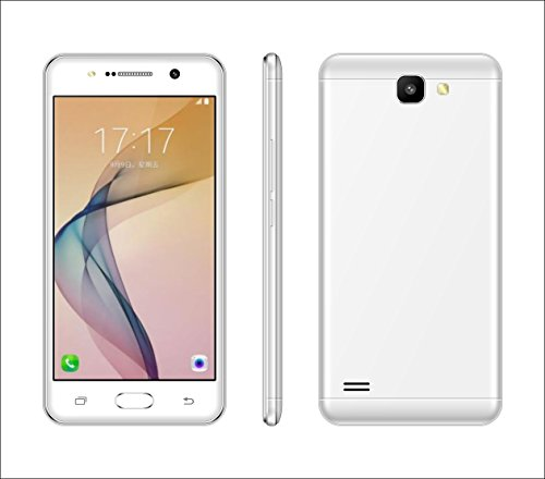 Sim-Free-Smartphone-Unlocked-50-Inch-Android-60-3GGSM-Dual-Sim-Mobile-Phone-MTK6580-13GHz-Quad-Core-1GB-RAM-4GB-ROM-50MP-HD-Beauty-Camera-WIFI-GPS-Cell-Phone
