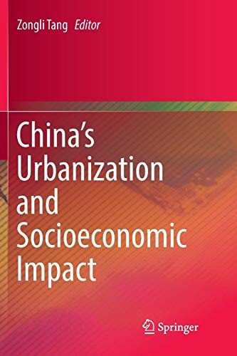 China's Urbanization and Socioeconomic Impact