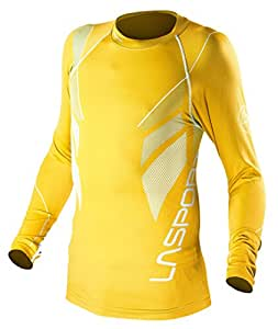 Primo Strato La Sportiva - Troposphere L/S M Yellow (S)