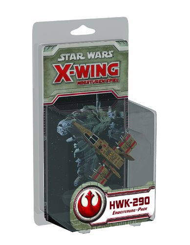 Asmodee Fantasy Flight 72019 - Star Wars, X Wing HWK-290 Erweiterungspack