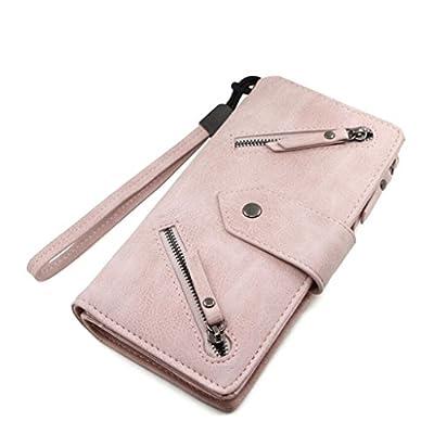 ZLR Mme portefeuille Portefeuille personnalisé personnalisé à la longue personnalité Wallet Ladies Wallet