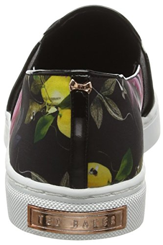 Ted Baker Thfia Sneakers da Donna Multicolore (Citrus Bloom)