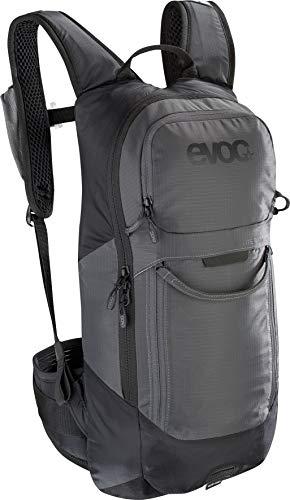 EVOC Sports GmbH FR LITE Race Protektor Rucksack, Carbon Grey - Black, S