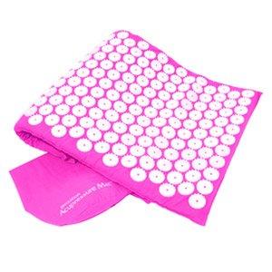 Preisvergleich Produktbild Trimax Sports ZA Acupressure Mat, Pink