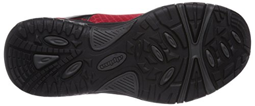 ALPINA - 680318, Scarpe da escursionismo Unisex – Adulto Rosso (Rosso (Rosso))
