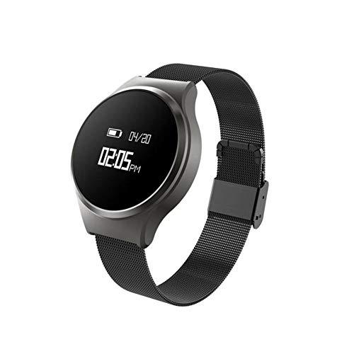 feiledi Trade Smart Wacth Smart-Armband mit Blutdruckmessgerät, Herzfrequenzmesser, Schrittzähler und Kalorienzähler, IP67 Aktivitätsarmband mit Kamera, Uhr