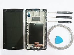 Neu LCD Display Für LG G4 H815 Touchscreen Frontglas Screen Digitizer Schwarz+Werkzeug & Klebeband