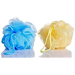 BoldnYoung Bath Shower Soft Loofah Sponge Pack of 2
