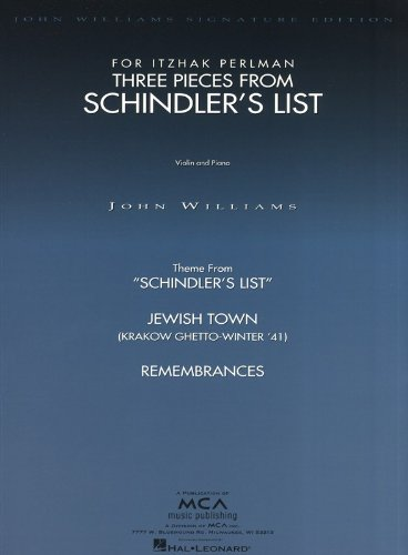 john-williams-three-pieces-from-schindlers-list-violin-piano-sheet-music-for-violin-piano-accompanim