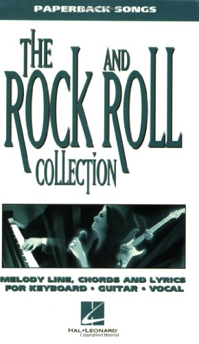 The Rock and Roll Collection: Easy Guitar (Paperback Songs) por Hal Leonard Publishing Corporation